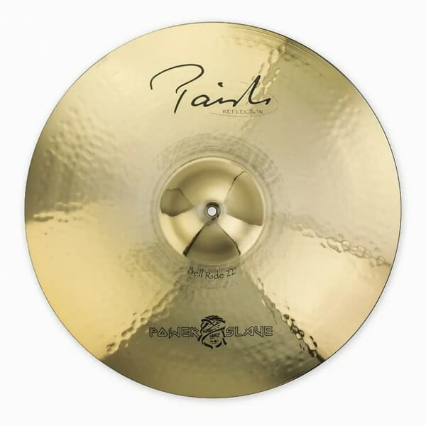 "Paiste 22"" Signature 'Nicko' Powerslave Ride"