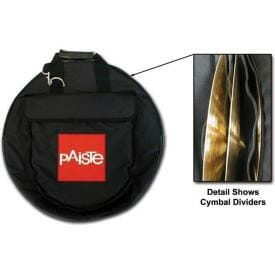 "Paiste 22"" Professional Cymbal Bag Black"
