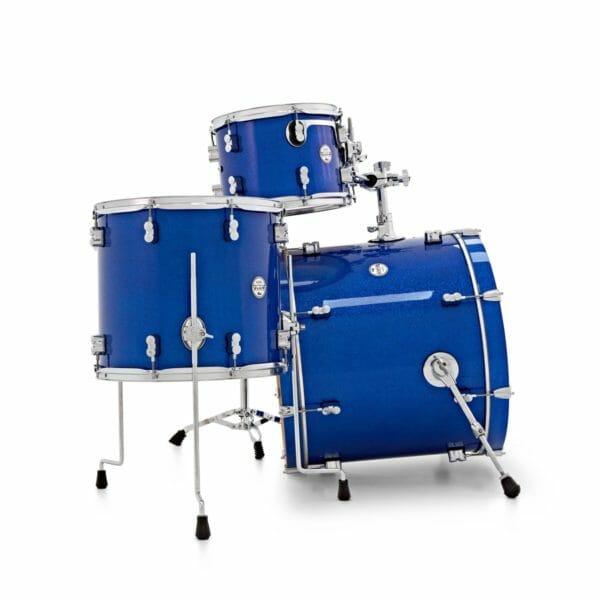 "PDP 22"" 5 Piece Concept Maple Shell Pack Blue Sparkle"