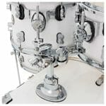 PDP 22 7 Piece Concept Maple Shell Set Pearlescent White 4