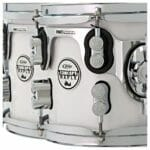 PDP 20 5 Piece Concept Maple Shell Pack Pearlescent White 2