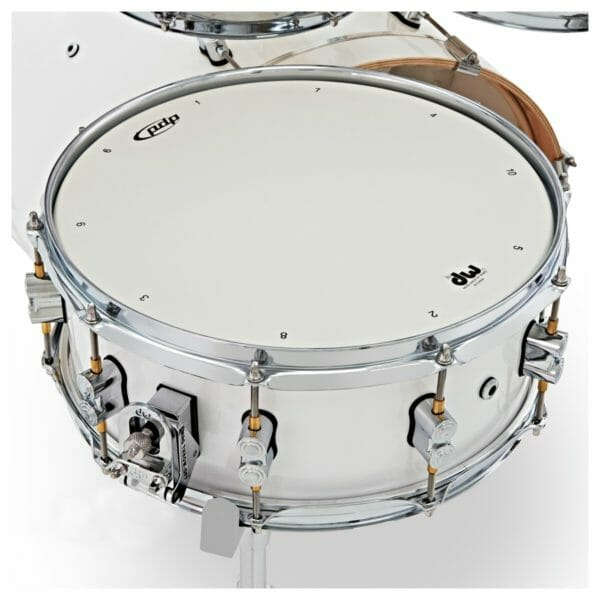 "PDP 20"" 5 Piece Concept Maple Shell Pack Pearlescent White"