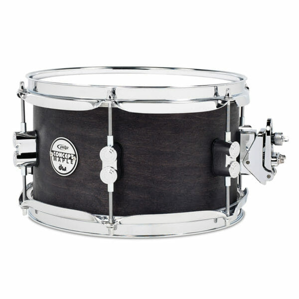 PDP Black Wax Snare Drum 12 x 6""