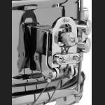 PDP Black Nickel Over Steel Snare Drum 10 x 6″