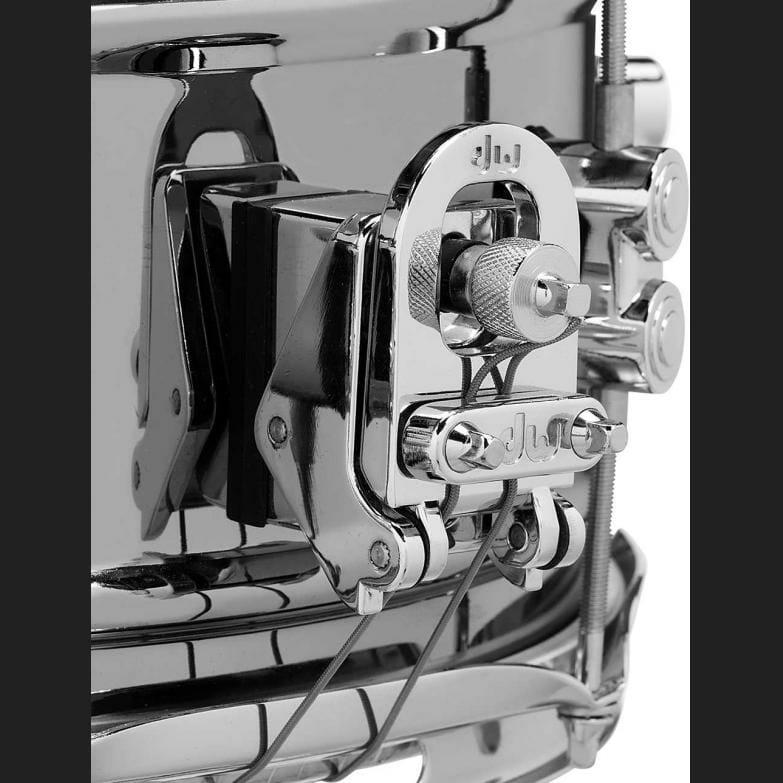 """PDP Black Nickel Over Steel Snare Drum 10 x 6"""""""
