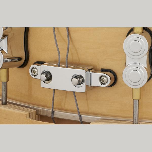 "PDP Concept Wood Hoop Snare Drum 14 x 5.5"""