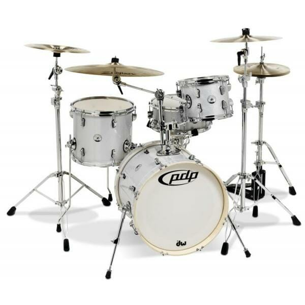 "PDP New Yorker 18"" 4 Piece Shell Pack Diamond"