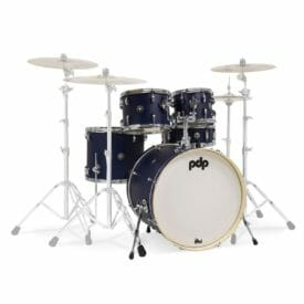 PDP Spectrum Series 22'' 4pc Shell Pack, Ultra Violet Satin