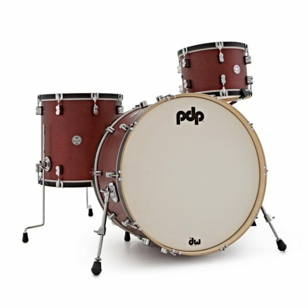 PDP Concept Classic 18'' Shell Pack, Ox Blood Stain