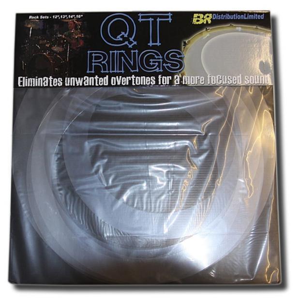 QT Control Ring Set Rock