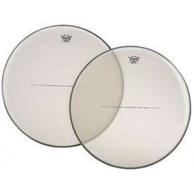 Remo 23:16 TC-Series Clear Aluminium Insert Timpani Drum Head
