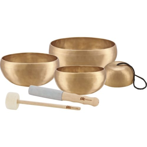 Meinl Sonic Energy Cosmos Therapy Series Singing Bowl Set 4 Pcs