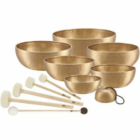 Meinl Sonic Energy Cosmos Therapy Series Singing Bowl 7 Pcs. Chakra Set