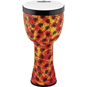 "Meinl Viva Rhythm Pop Off Djembe Boom Series 12"", Pre-Tuned Synthetic Head, Sunshine Finish"