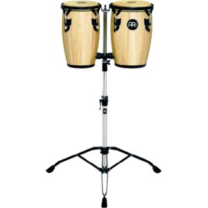 "Meinl 8"" & 9"" Wood Conguitas, Natural"