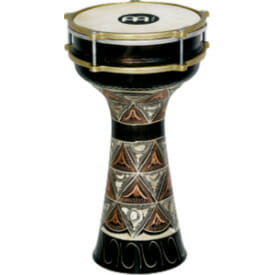 "Meinl Darbuka Copper, Hand-Engraved 7 1/2"" X 14 3/4"""