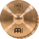 Meinl HCS Bronze 14″ Soundwave Hihat
