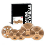Meinl Bronze Expanded HCS Cymbal Set