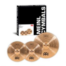 Meinl Bronze Basic HCS Cymbal Set