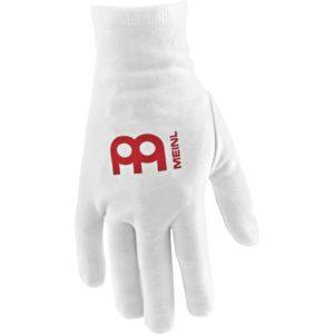White Meinl Gloves