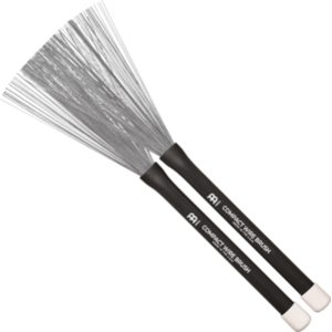 Meinl Compact Wire Brush, Pair
