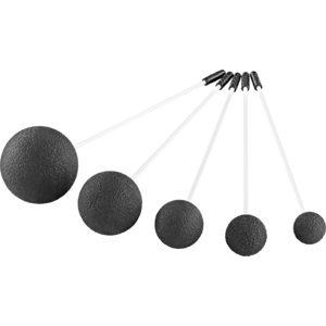 Meinl Sonic Energy Gong Resonant Mallets Set Of 5 Sizes