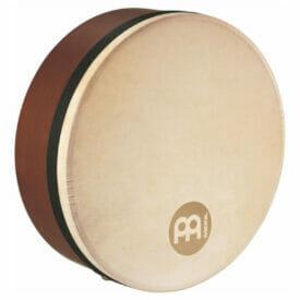 "Meinl 12"" Bendir Frame Drum, African Brown, Goat Skin"