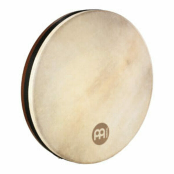 "Meinl 16"" Tar Frame Drum, African Brown, Goat Skin"