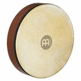 """Meinl 12"""" Hand Drum, African Brown, Goat Skin"""