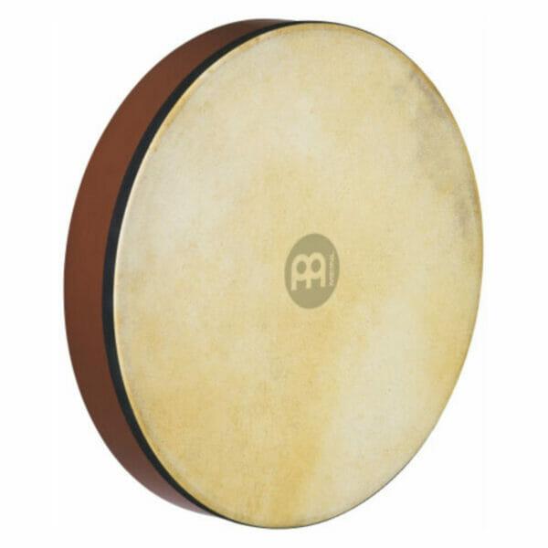 """Meinl 16"""" Hand Drum, African Brown, Goat Skin"""