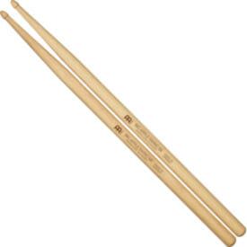 Meinl Big Apple Swing 5B, Drumstick Hickory, Small Acorn Wood Tip, Pair