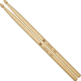 Meinl Heavy 2B, Drumstick Hickory, Acorn Wood Tip, Pair