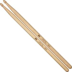 Meinl Heavy 5B, Drumstick Hickory, Acorn Wood Tip, Pair