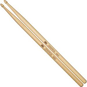 Meinl Standard 5A, Drumstick Hickory, Acorn Wood Tip, Pair