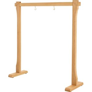 """Meinl Sonic Energy Wood Gong Stand:Large; Up To 40"""" / 101 Cm Gong Size"""
