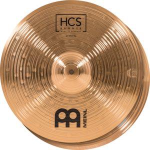 """Meinl HCS Bronze 14"""" Hihat"""