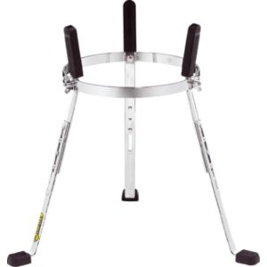 """Meinl 11 3/4"""" Stand For Mp/Fc Congas, Chrome"""