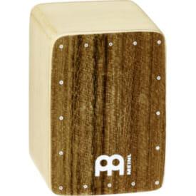 Meinl Mini Cajon Shaker, Ovangkol Frontplate
