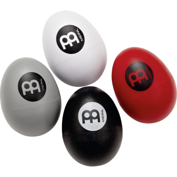 Meinl Egg Shakers Assortment Of Four Sounds