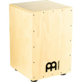 Meinl String Cajon, Natural Frontplate