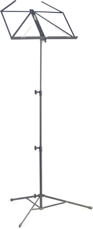 Stagg Standard, Lyra Collapsible Music Stand, 3 Sections