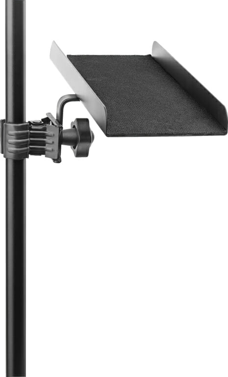Stagg Accessory Tray With Clamp For Stand