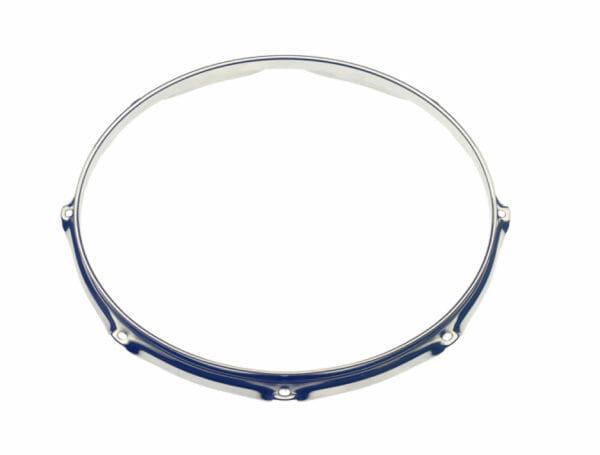 """Stagg 14""""-8 Ear Dyna Hoop (1Pc), For (Floor) Tom & Snare Drum (Batter Side)"""