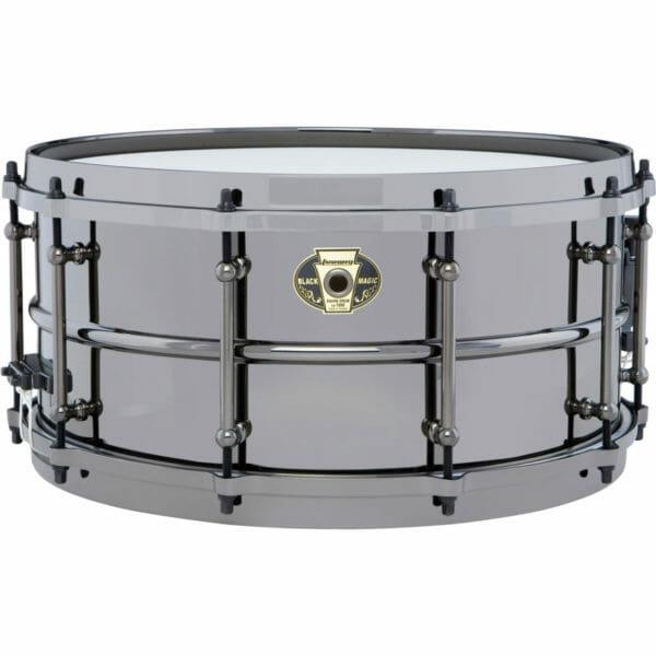 Ludwig Black Magic 14X6.5 Snare drum