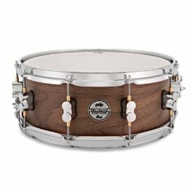 "PDP 14""x5.5"" Limited Edition Walnut Maple Snare Drum"