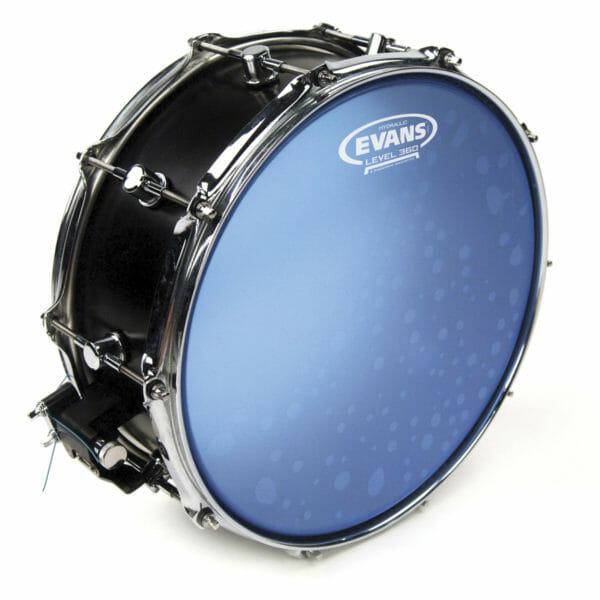 "Evans Hydraulic Blue 14"" Snare Head"