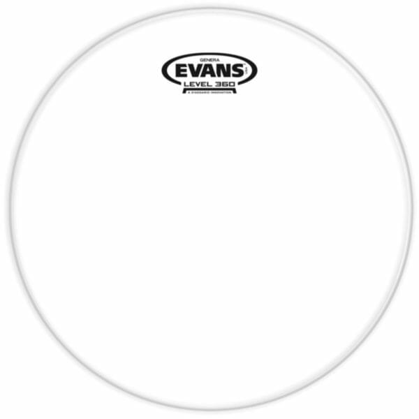 Evans Genera HD Drum Head 14 Inch""