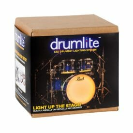 Drumlite Full Kit Single LED Band Drum Kit Lighting System
