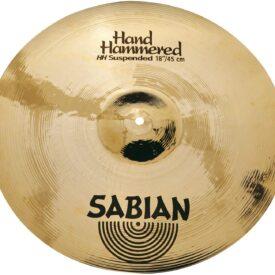 "Sabian 17"" HH Suspended BR"
