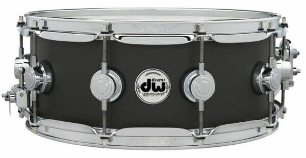"""DW Carbon Fiber, 14"""" x 5.5"""" Snare Drum"""